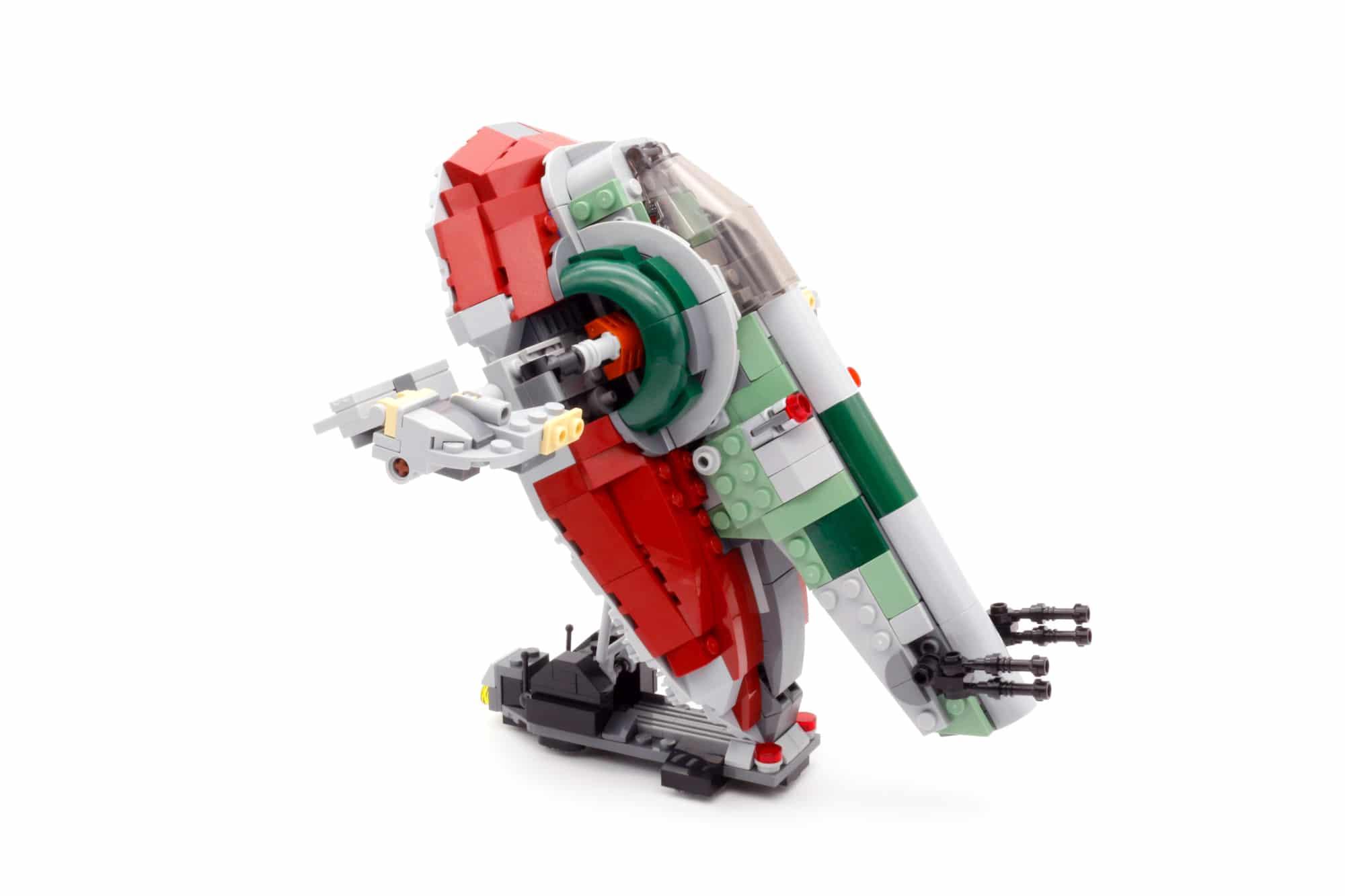 LEGO Star Wars 75312 Boba Fetts Starship 18