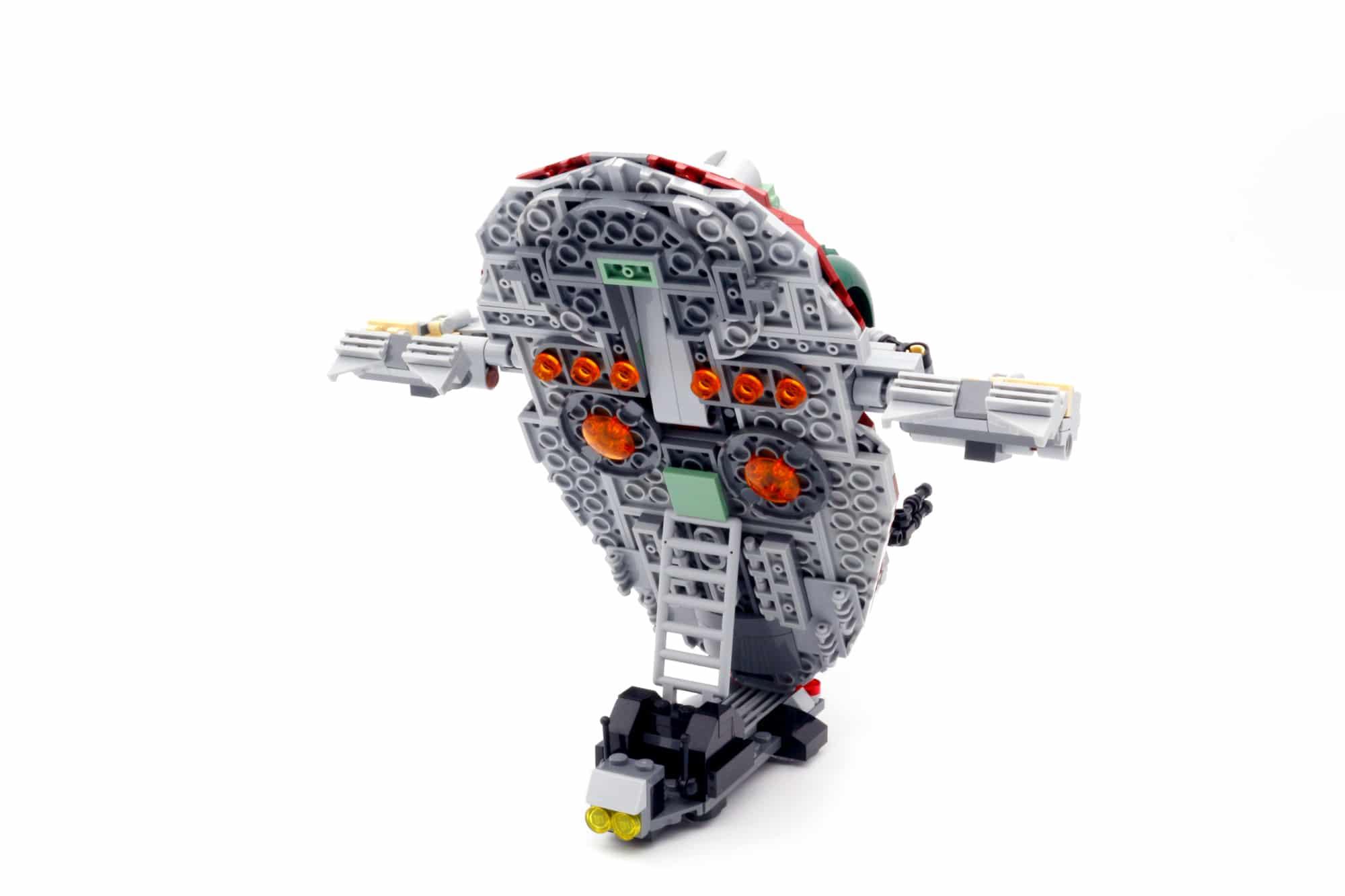 LEGO Star Wars 75312 Boba Fetts Starship 19