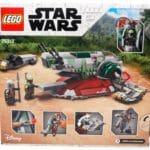 LEGO Star Wars 75312 Boba Fetts Starship 2