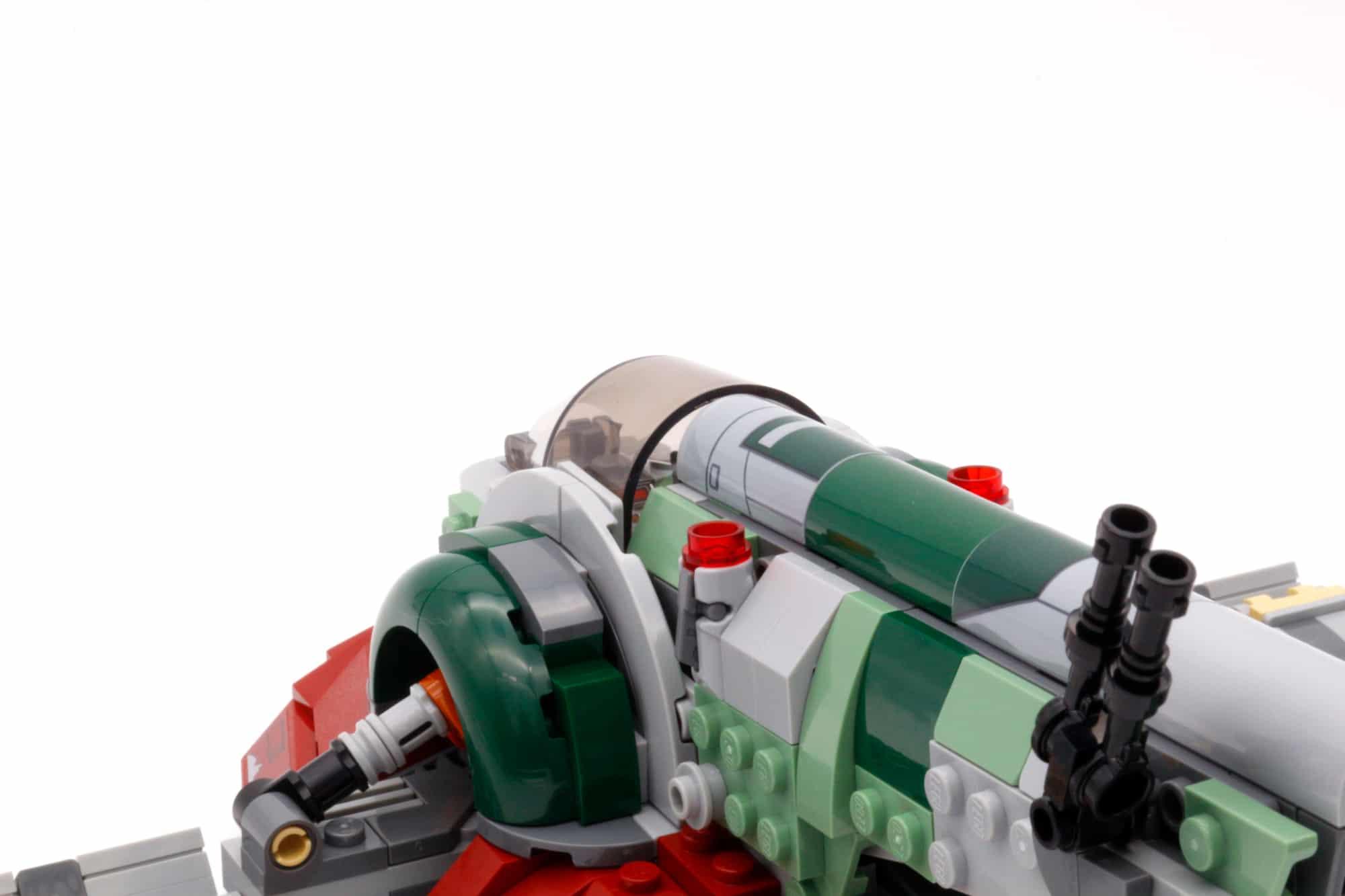 LEGO Star Wars 75312 Boba Fetts Starship 20