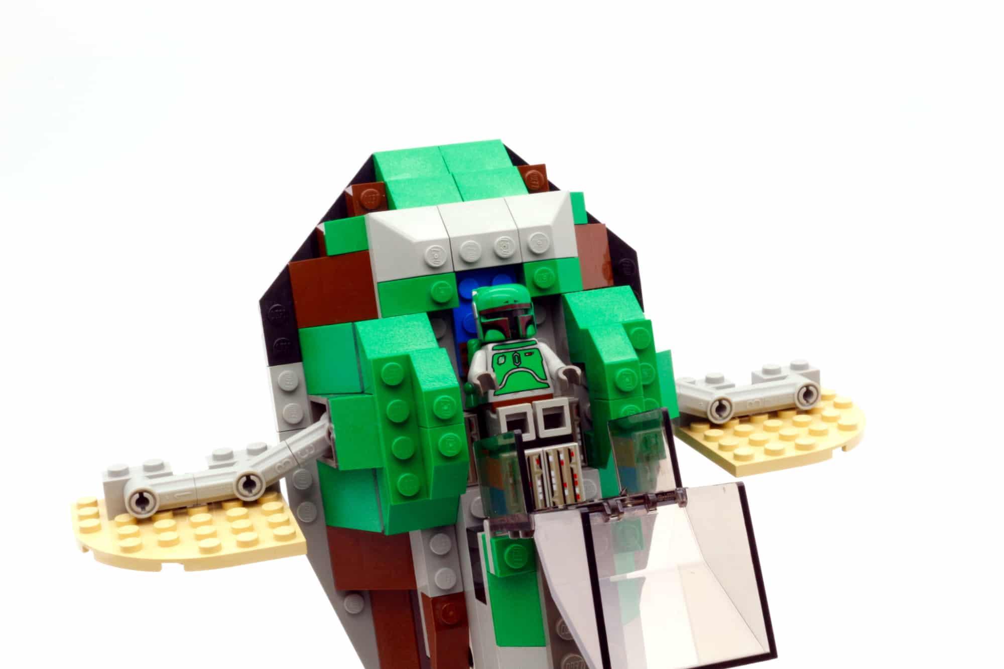 LEGO Star Wars 75312 Boba Fetts Starship 23a
