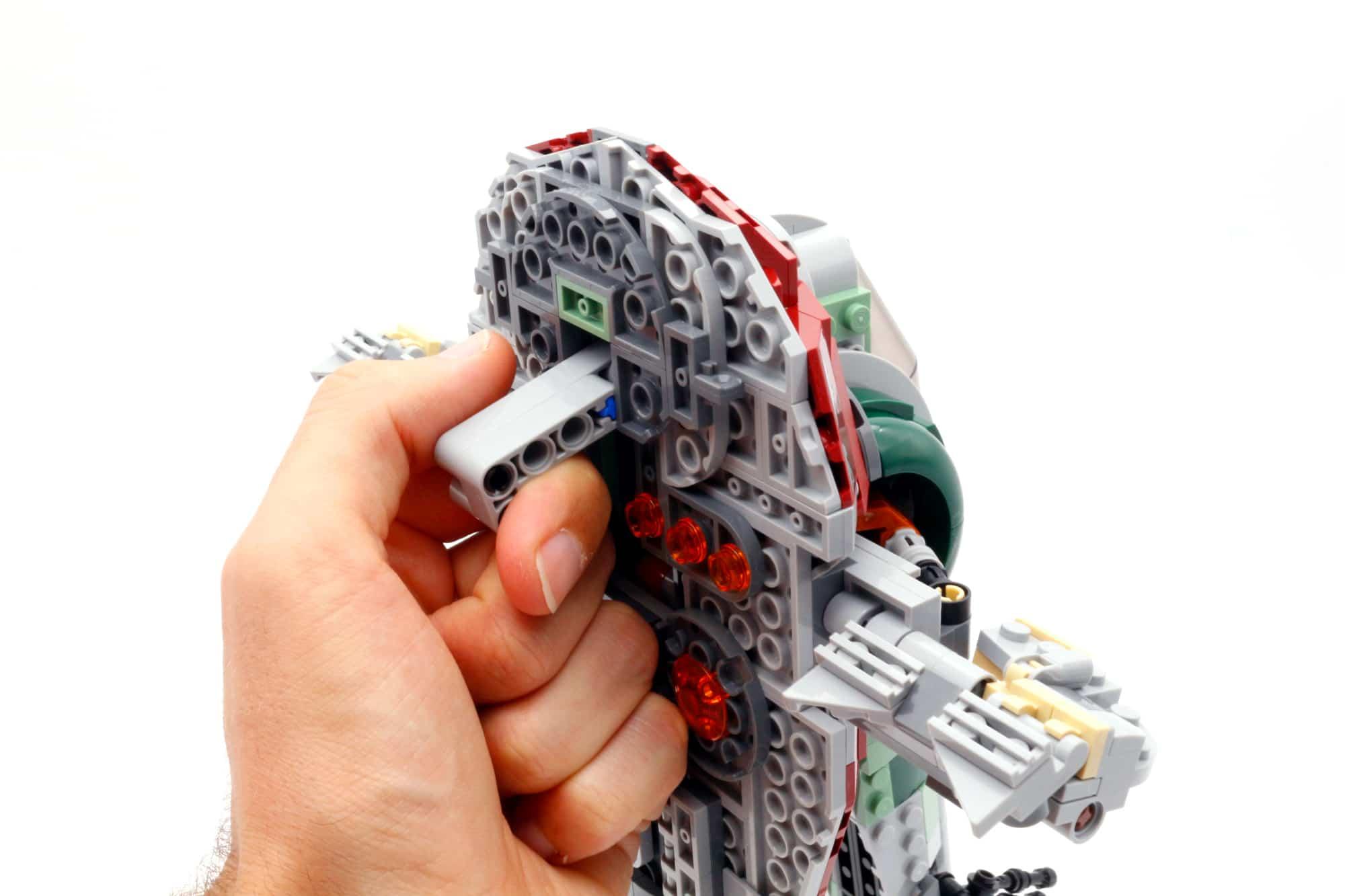 LEGO Star Wars 75312 Boba Fetts Starship 24