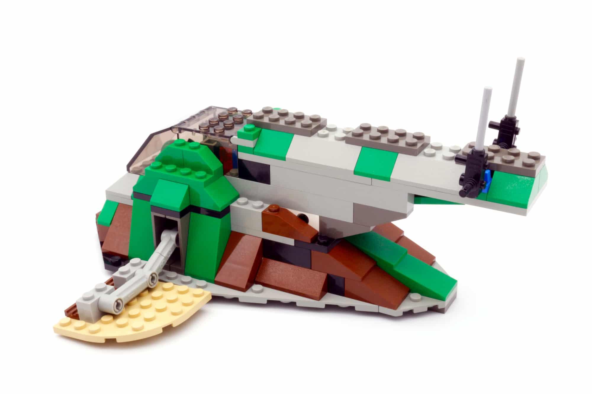 LEGO Star Wars 75312 Boba Fetts Starship 27