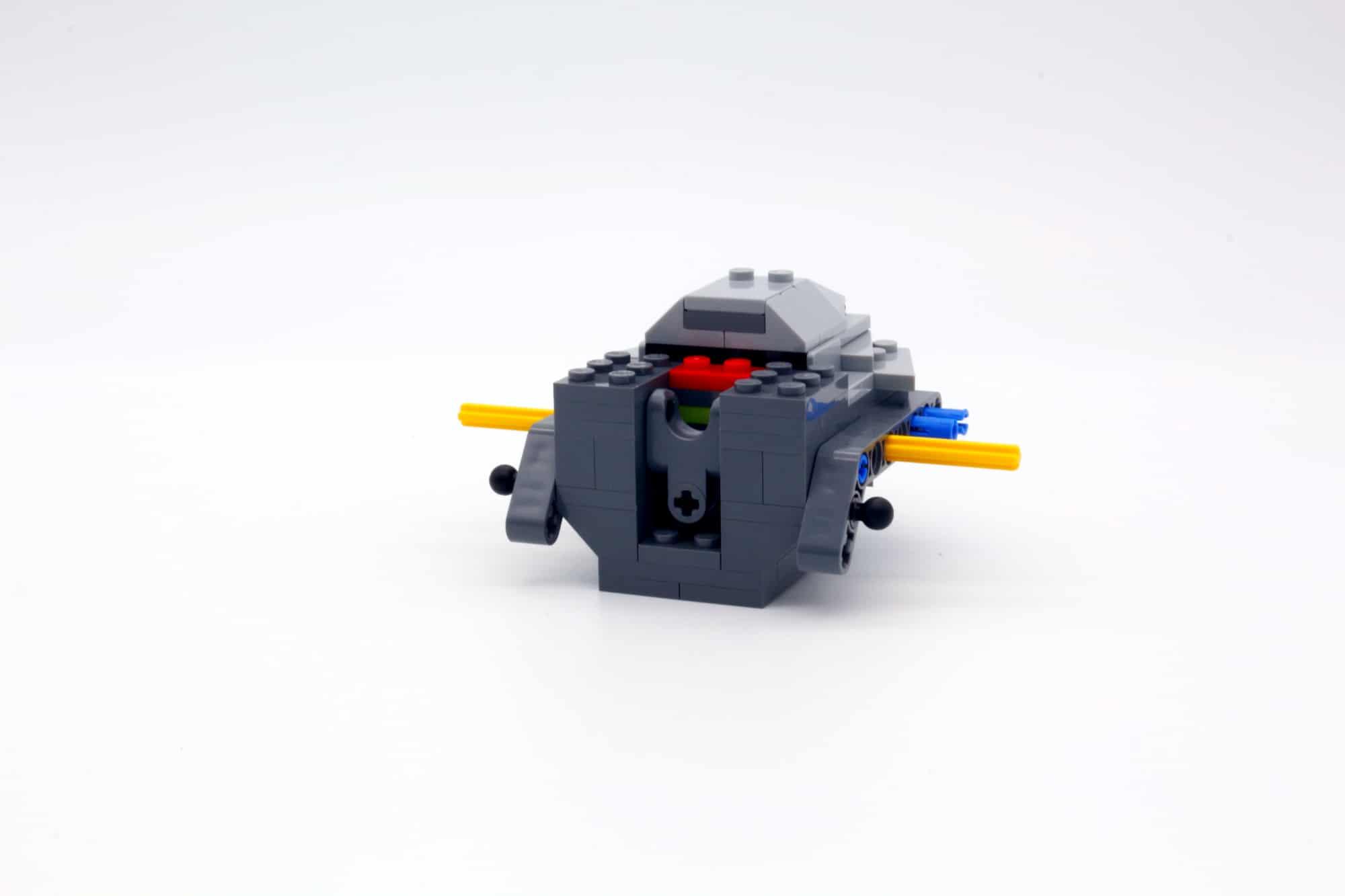 LEGO Star Wars 75316 Mandalorian Starfighter 20