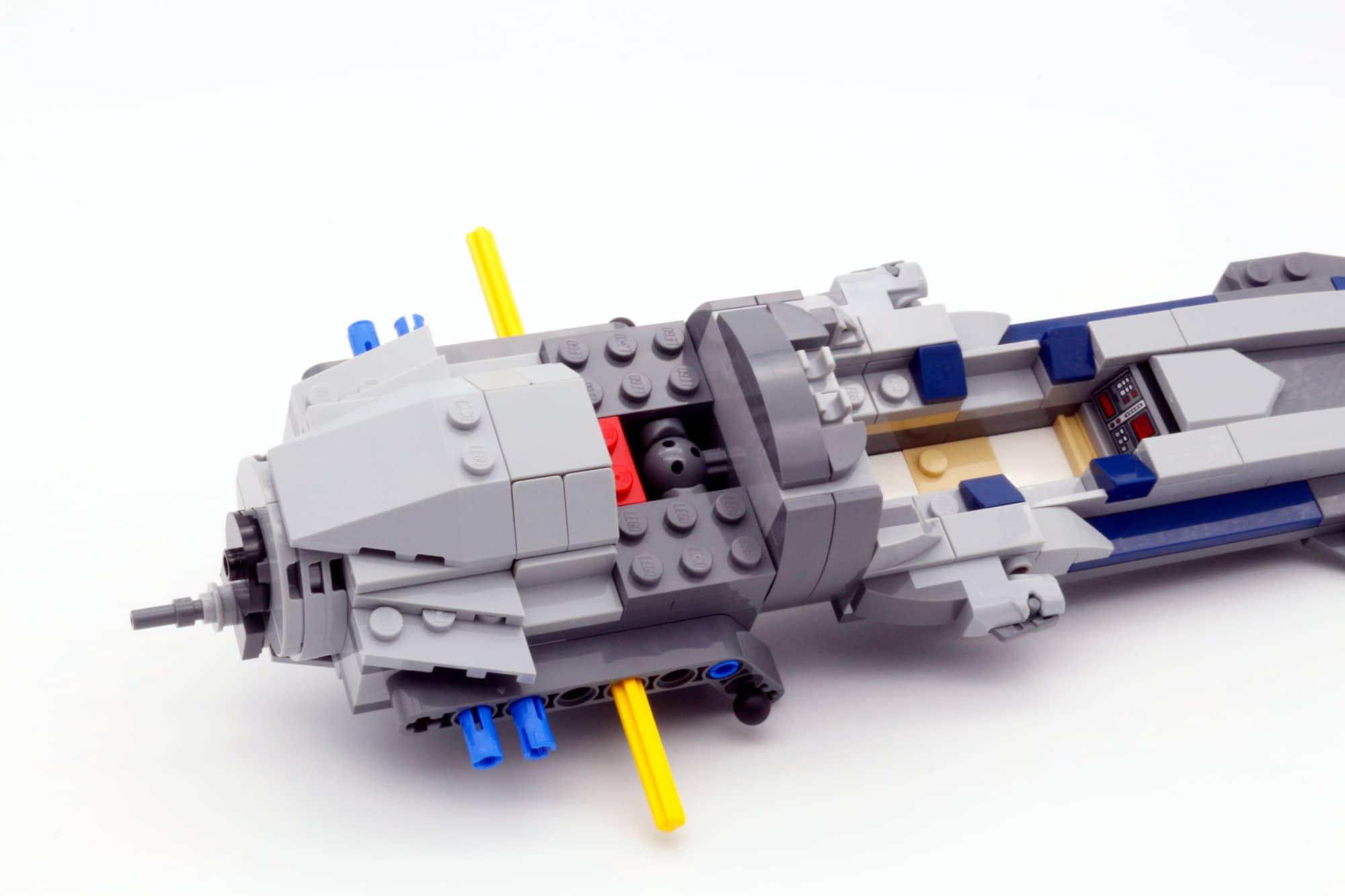 LEGO Star Wars 75316 Mandalorian Starfighter 22