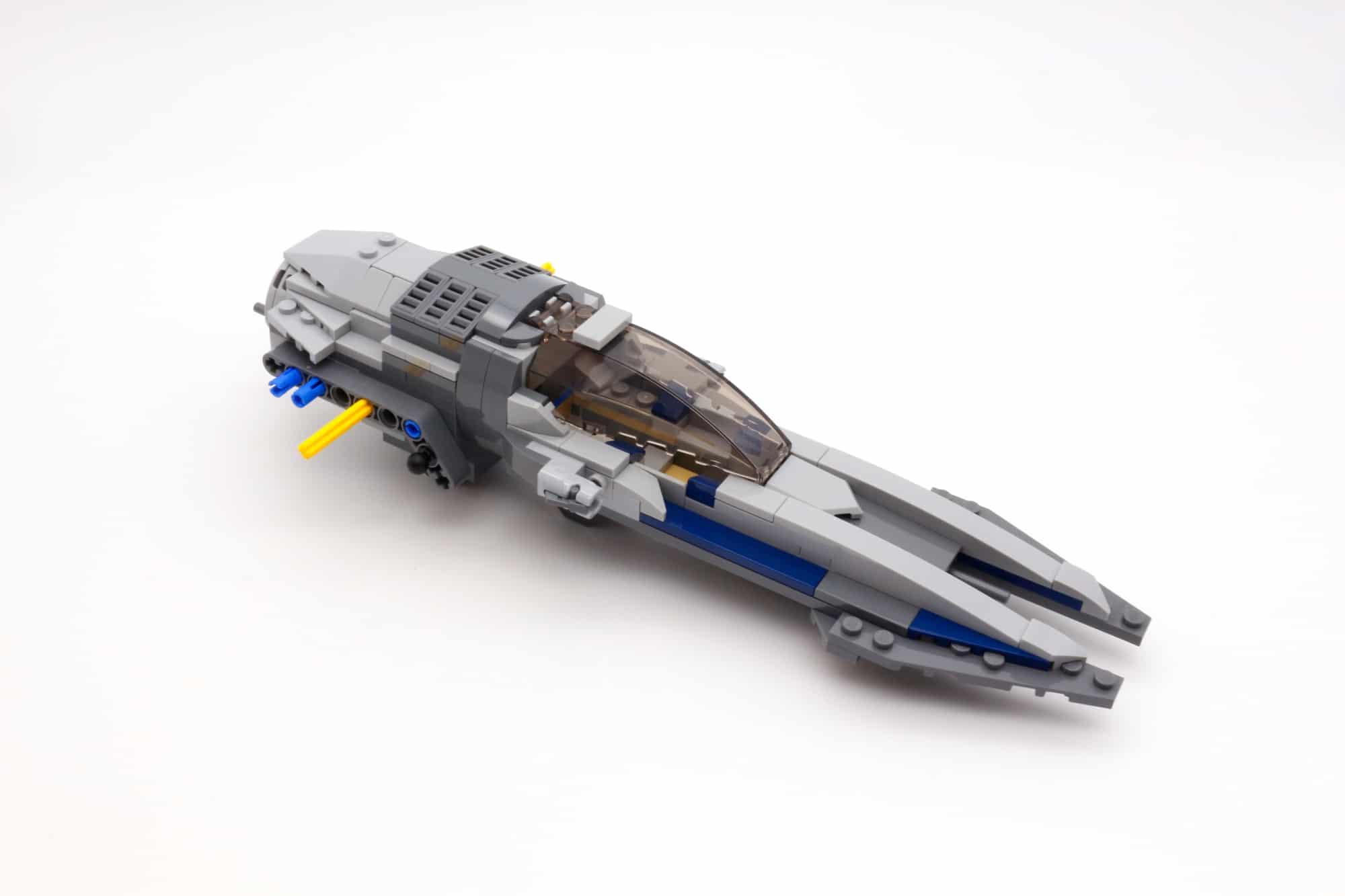 LEGO Star Wars 75316 Mandalorian Starfighter 23