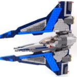 LEGO Star Wars 75316 Mandalorian Starfighter 26