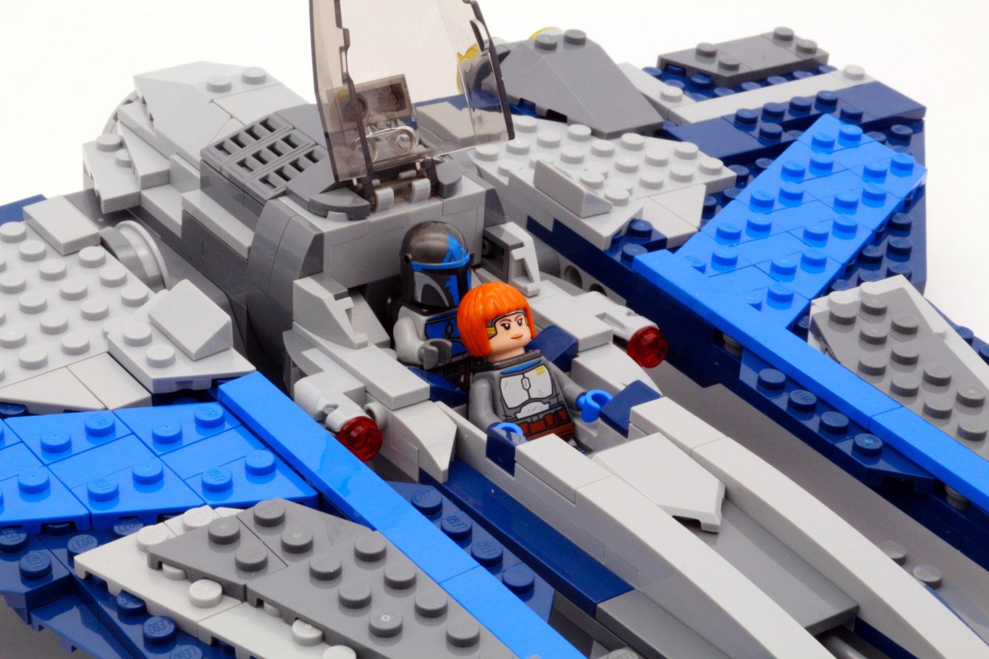 LEGO Star Wars 75316 Mandalorian Starfighter 27