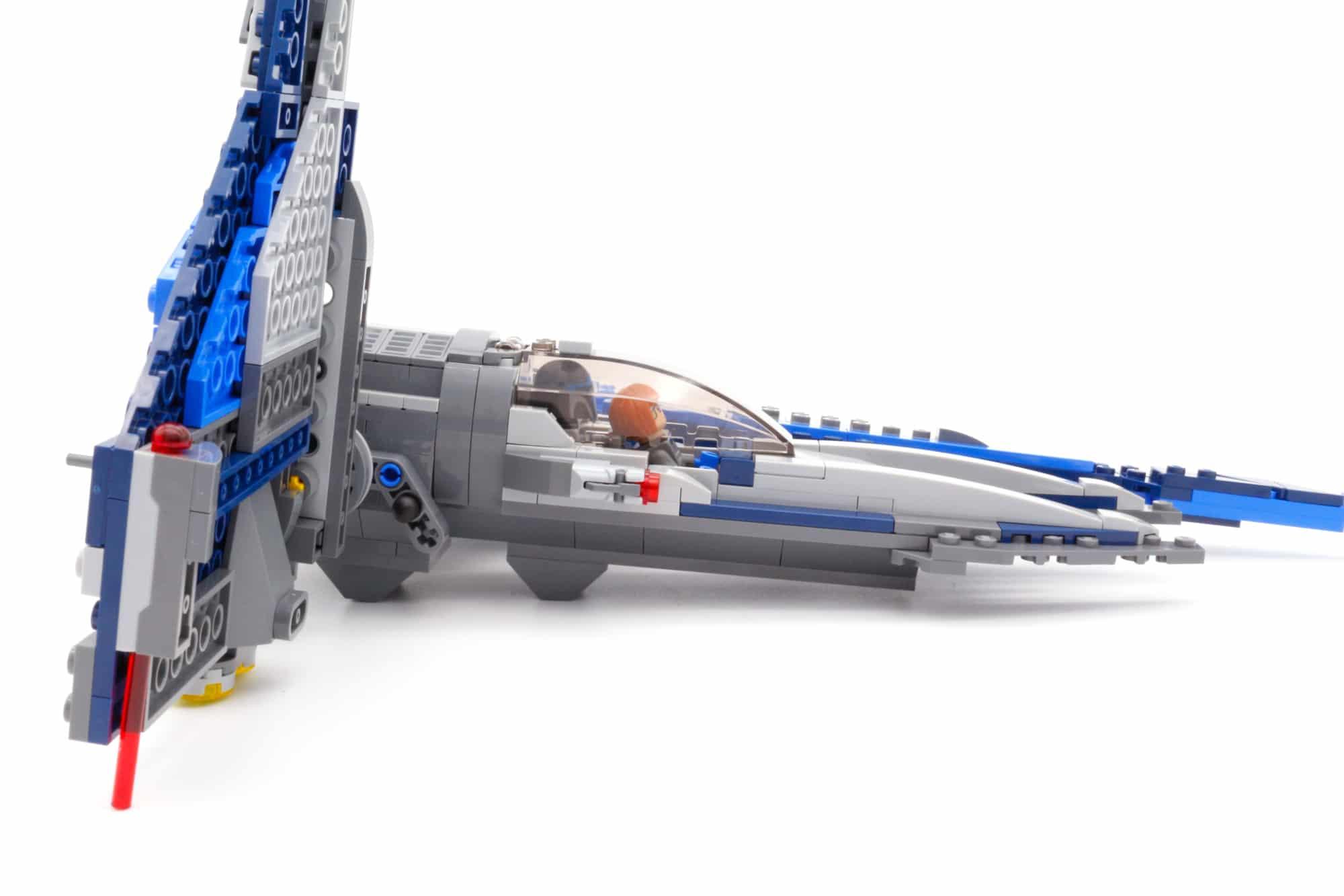 LEGO Star Wars 75316 Mandalorian Starfighter 29