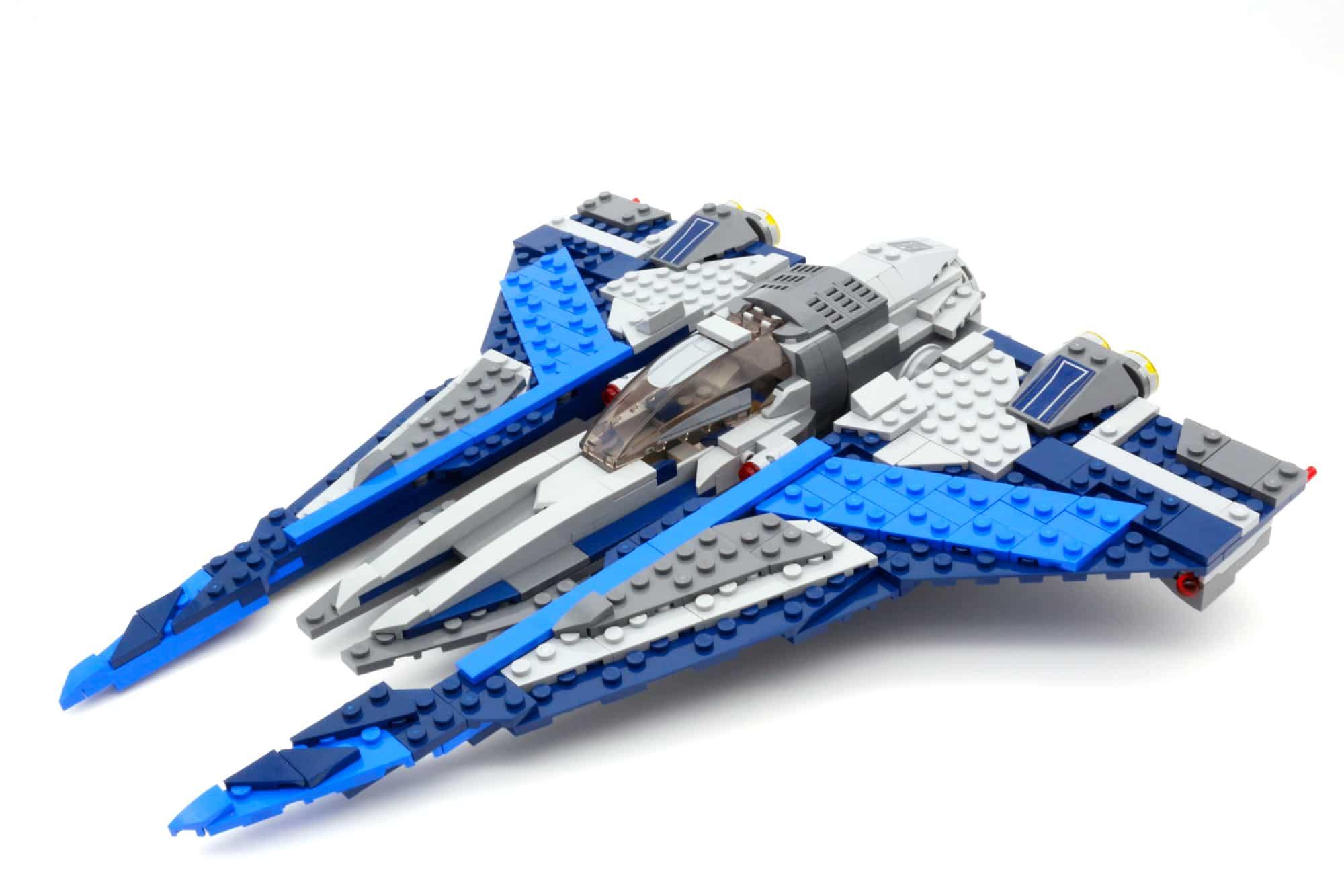 LEGO Star Wars 75316 Mandalorian Starfighter 30
