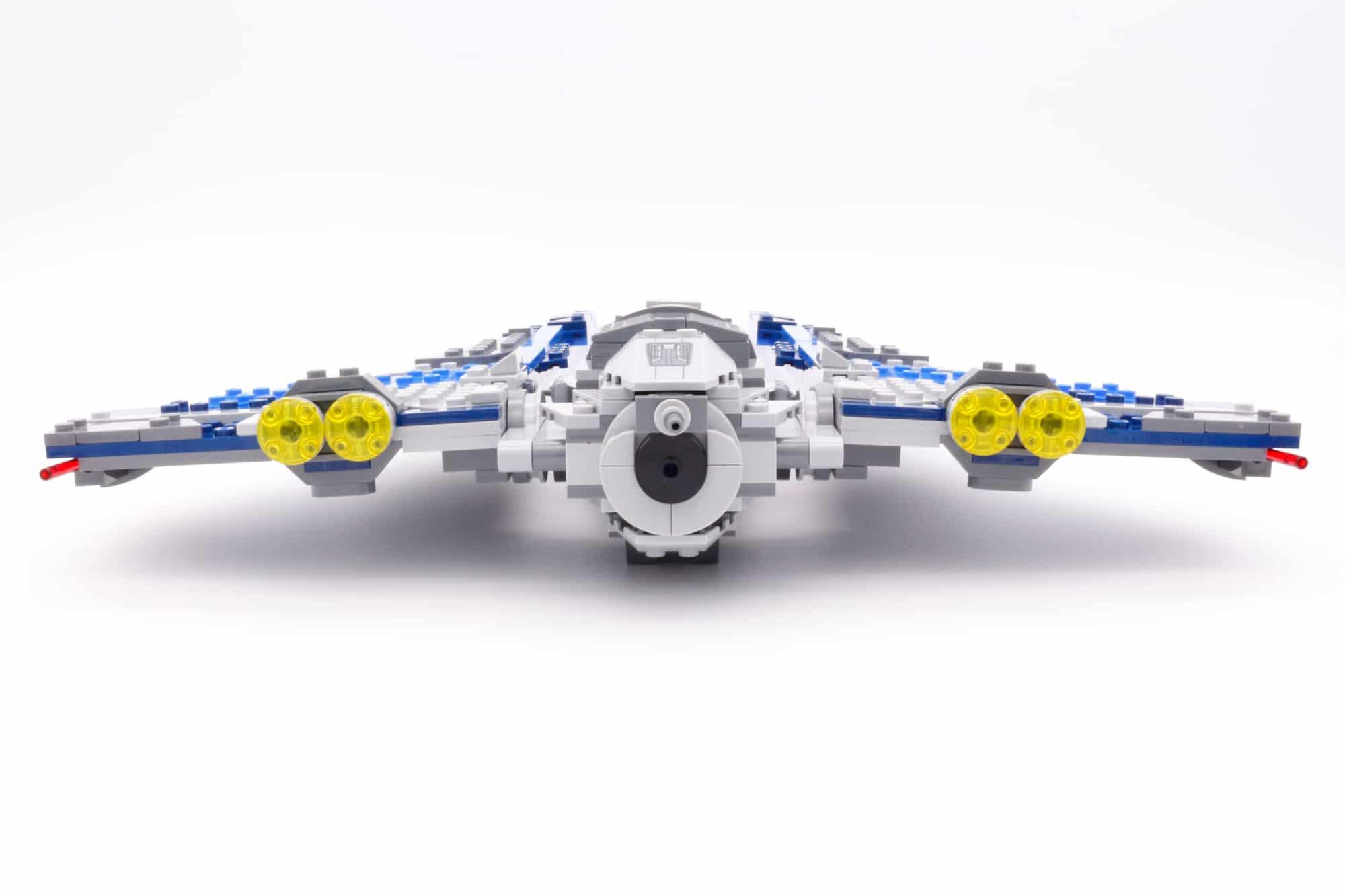 LEGO Star Wars 75316 Mandalorian Starfighter 31