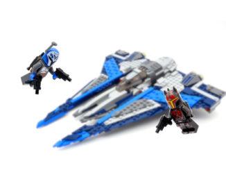 LEGO Star Wars 75316 Mandalorian Starfighter 34