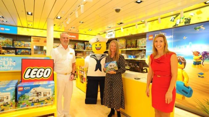 LEGO Store Aida Prima 1