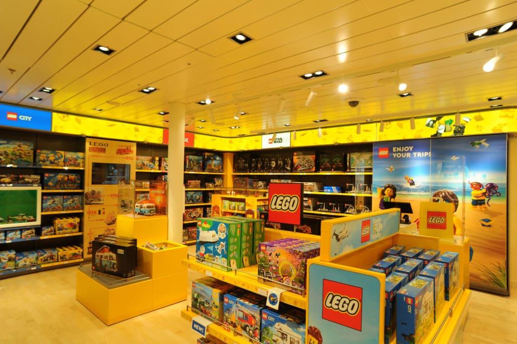 LEGO Store Aida Prima 2