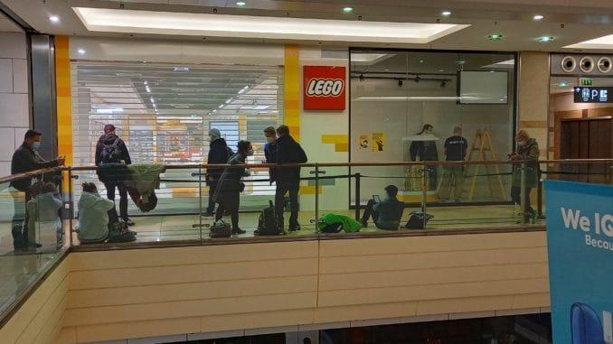 LEGO Store Dresden Eroeffnung (1)