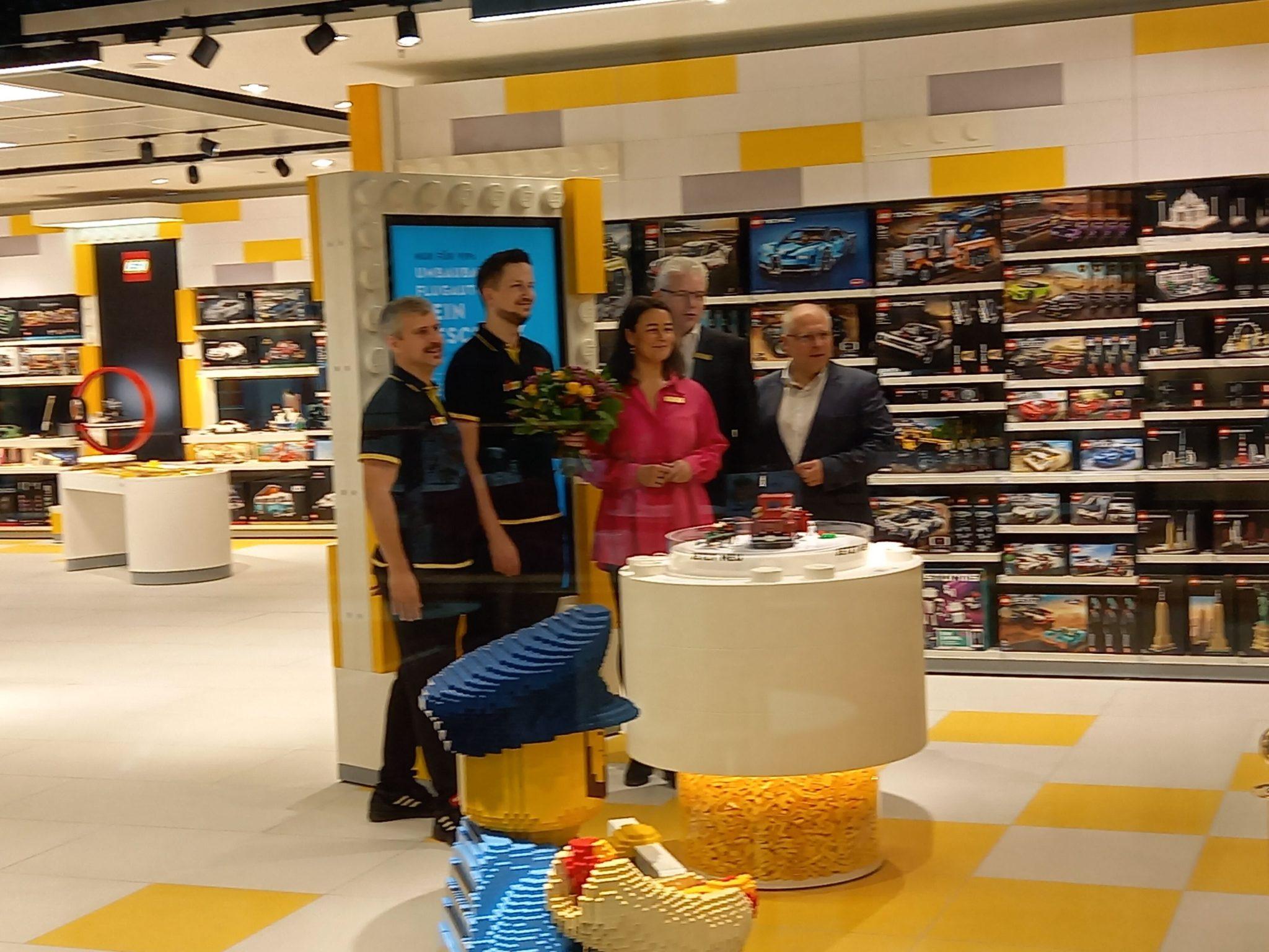LEGO Store Dresden Eroeffnung (6)