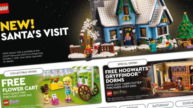 LEGO Store Flyer Oktober 2021