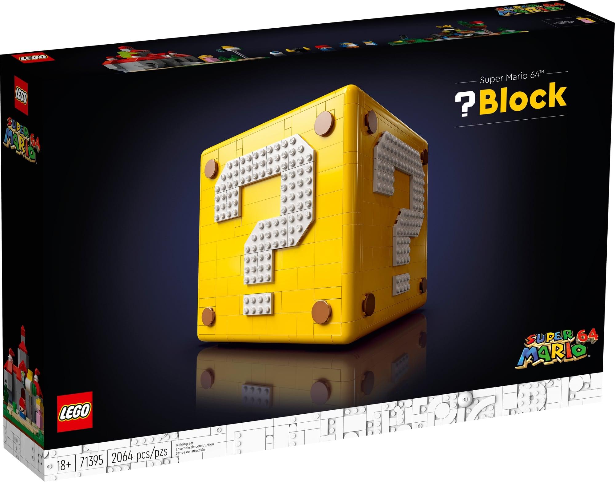 LEGO Super Mario 71395 Super Mario 64 Block Punto interrogativo 2