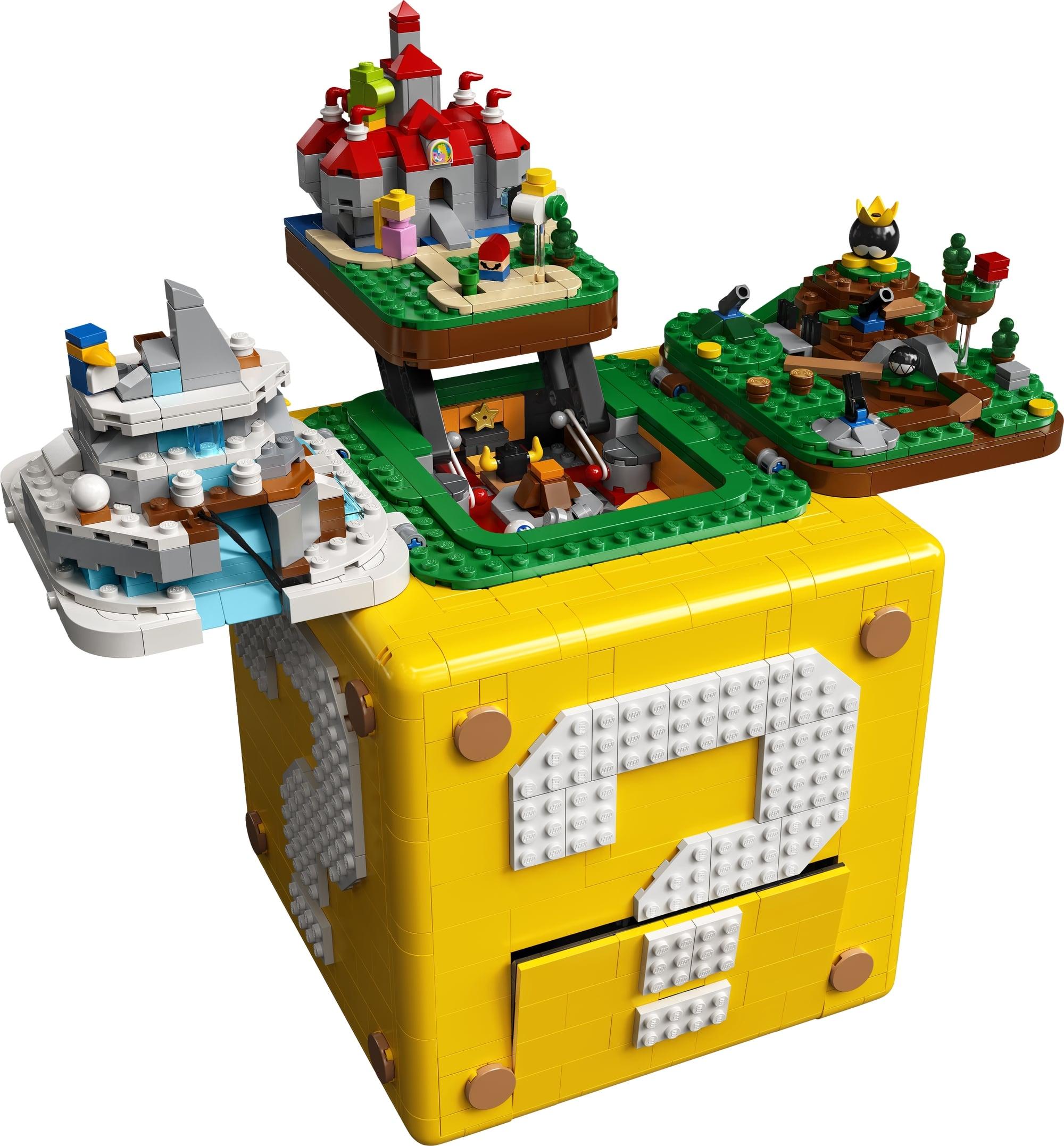 LEGO Super Mario 71395 Super Mario 64 Block Punto interrogativo 3