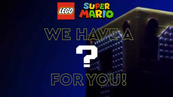 LEGO Super Mario Teaser Titel01