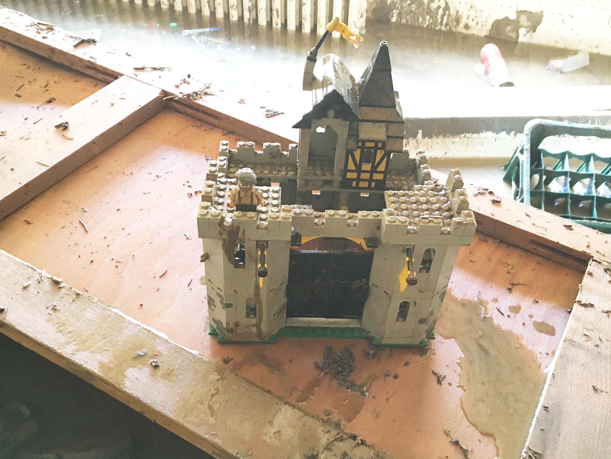 LEGO Zimmer Flut 06