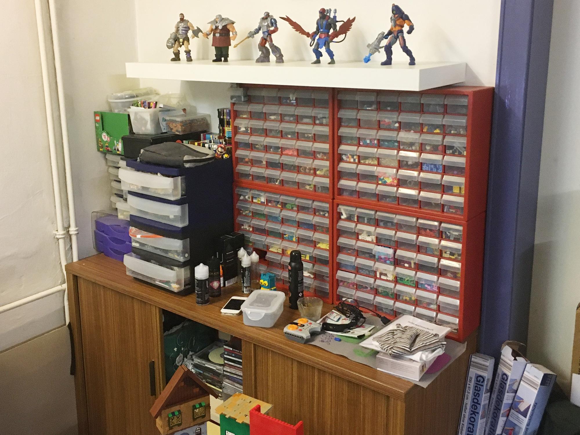 LEGO Zimmer Flut03