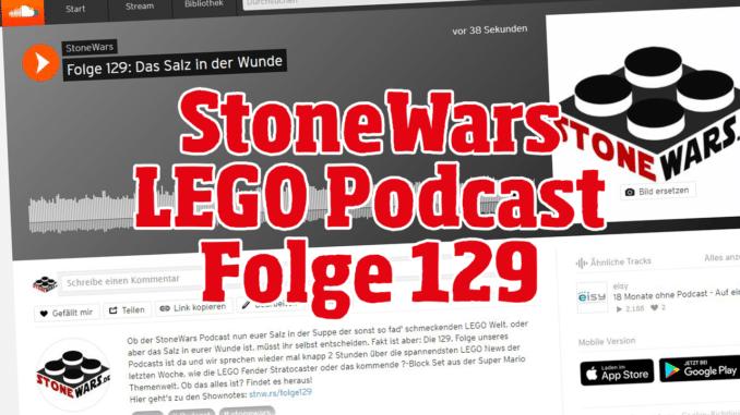 Stonewars Loeg Podcast Folge 129