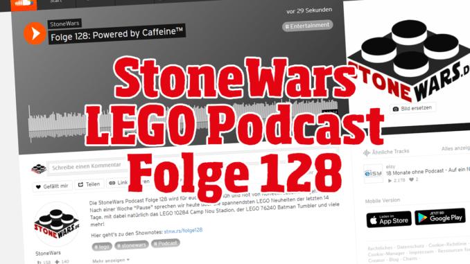 Stonewars Podcast Folge 128