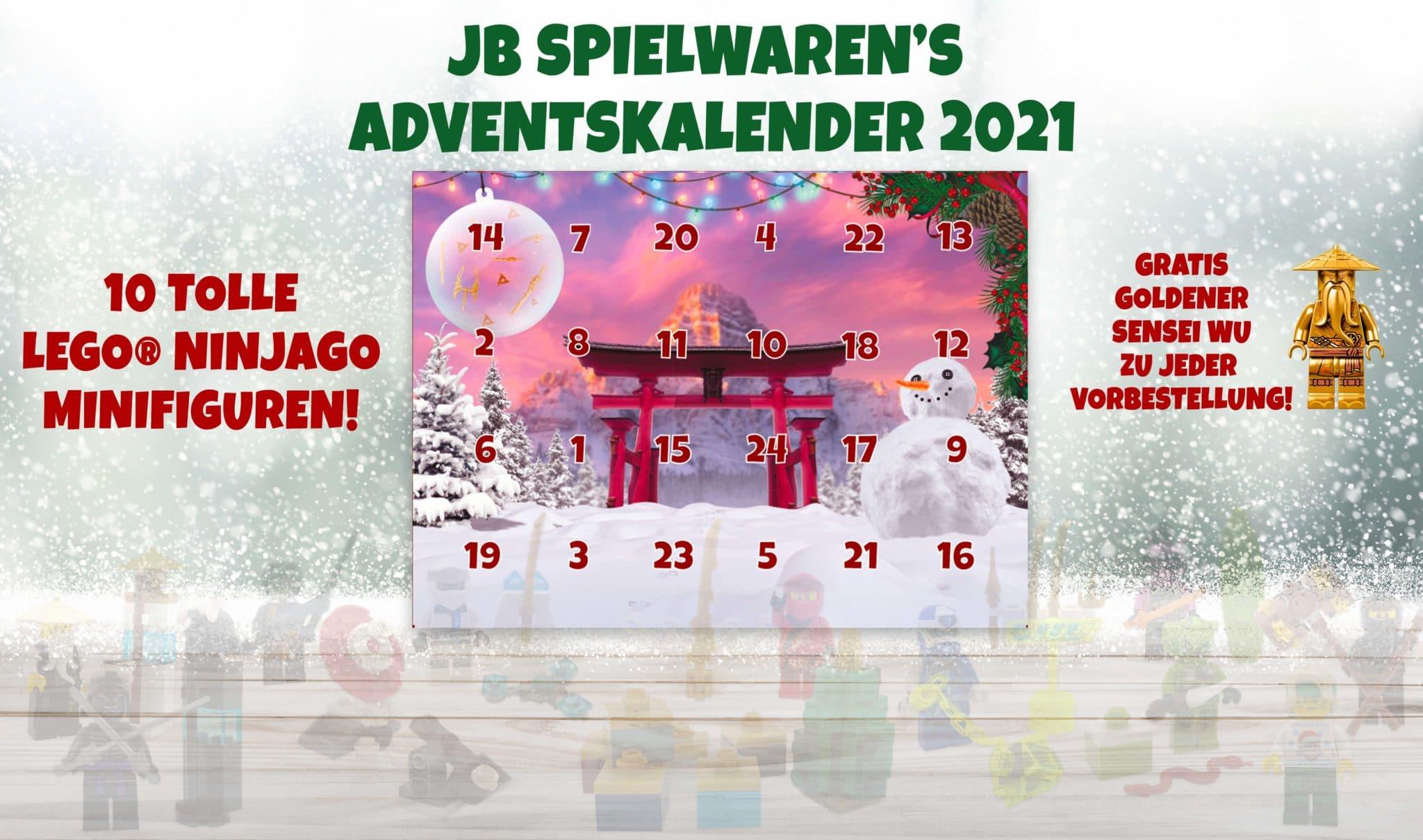 Adventskalender Übersicht Kalender