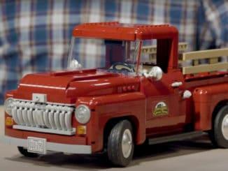 LEGO 10290 Designer Video
