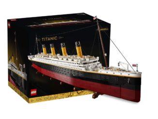 LEGO 10294 Titanic Titelbild