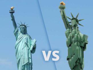 LEGO 21042 Statue Of Liberty Titelbild