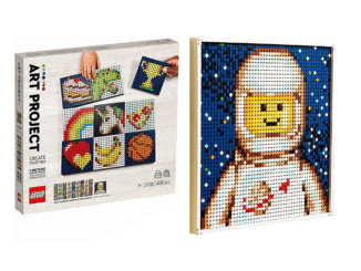 LEGO 21226 Art Project Titelbild