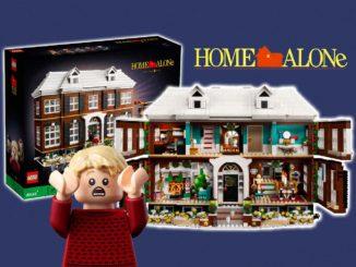 LEGO 21330 Kevin Allein Zu Haus Titel