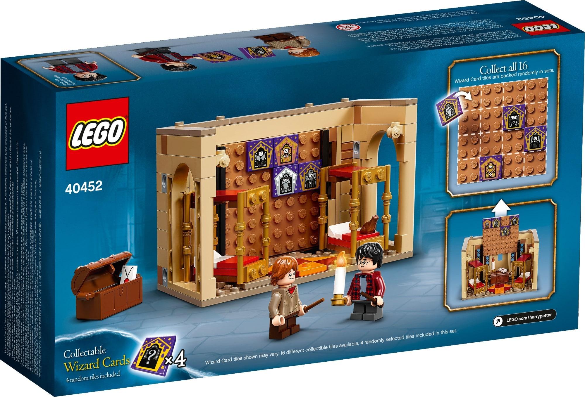 LEGO 40452 Hogwarts Gryffindor Schlafsäle 3