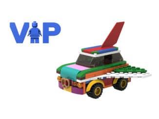 LEGO 5006890 Umbaubares Flugauto Titel