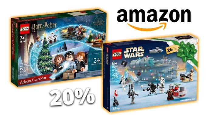 LEGO Amazon Adventskalender Angebote