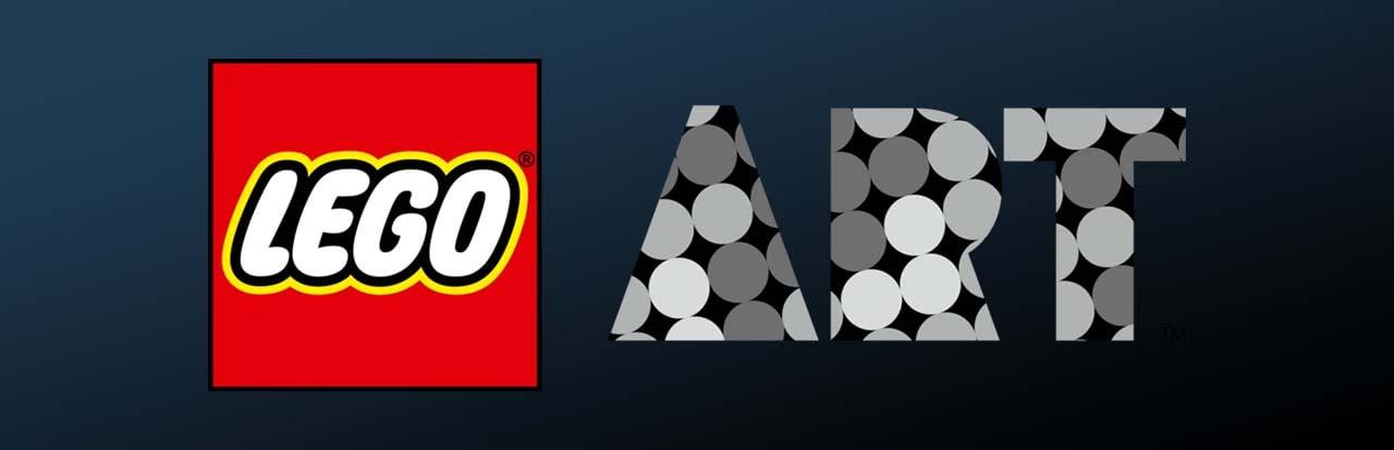 LEGO Art Banner