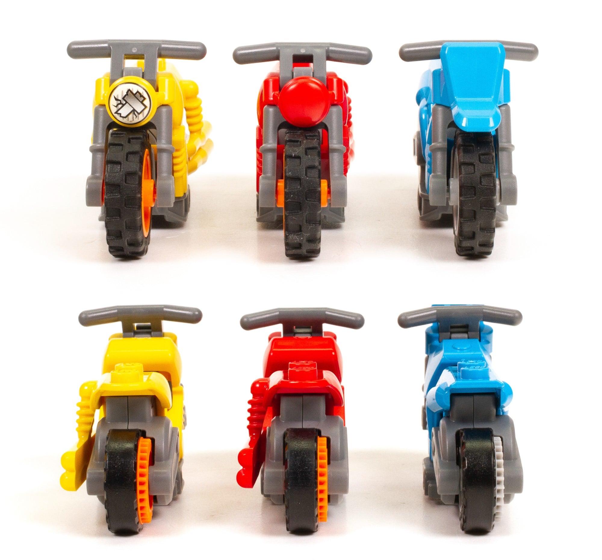 LEGO City Stuntz Praxistest Motorräder 1