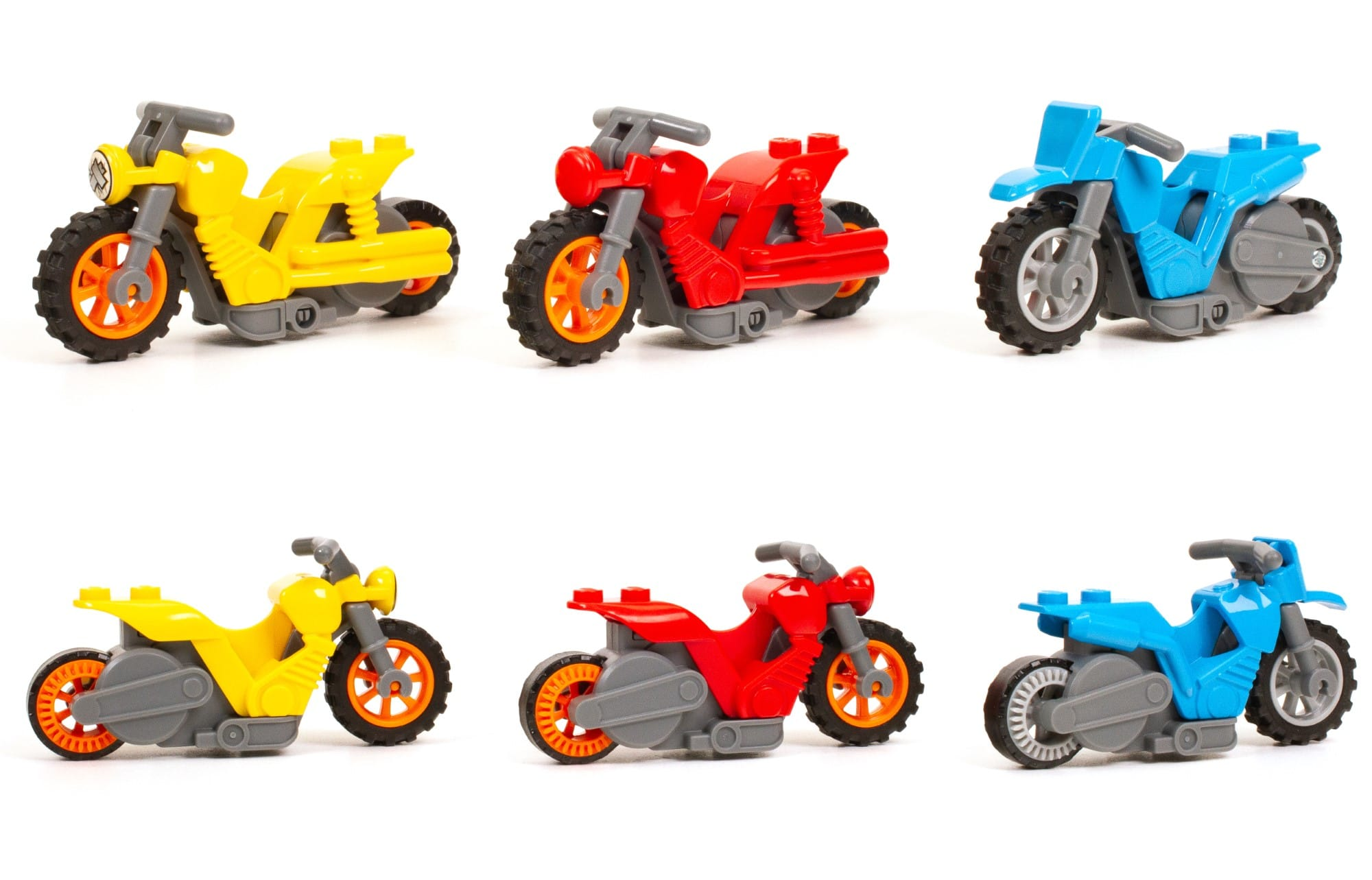 LEGO City Stuntz Praxistest Motorräder 2