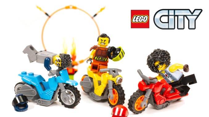 LEGO City Stuntz Test Titel