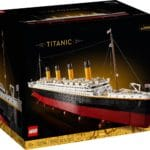 LEGO Creator Expert 10294 Titanic 2
