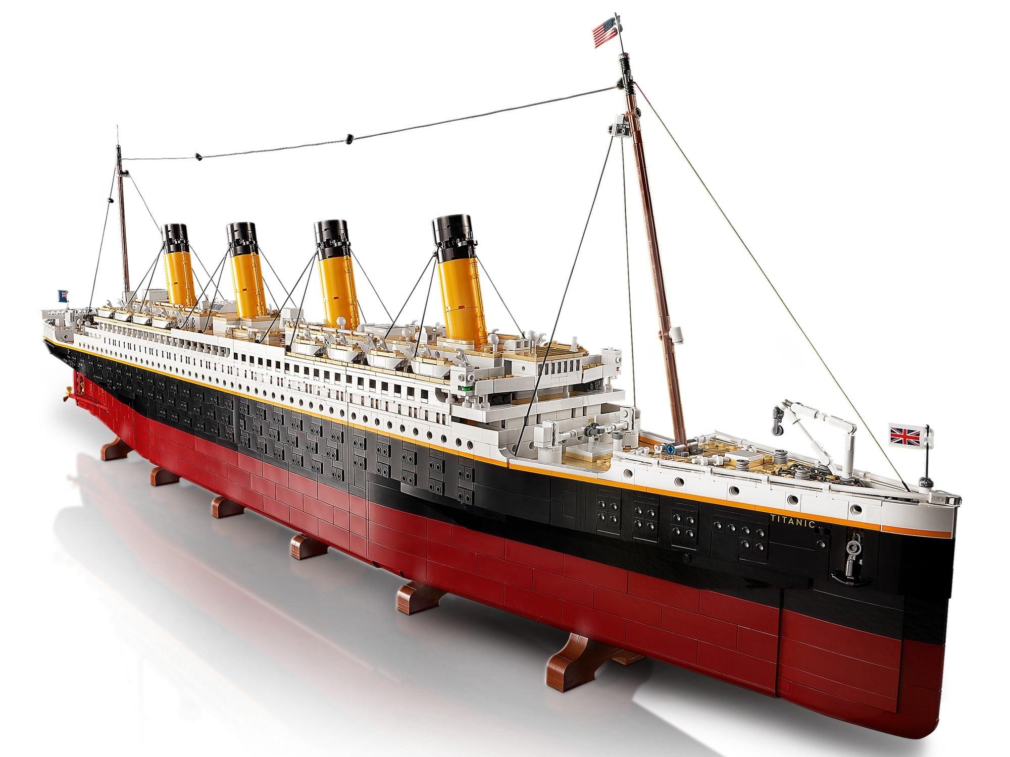LEGO Creator Expert 10294 Titanic 3