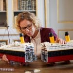 LEGO Creator Expert 10294 Titanic 34