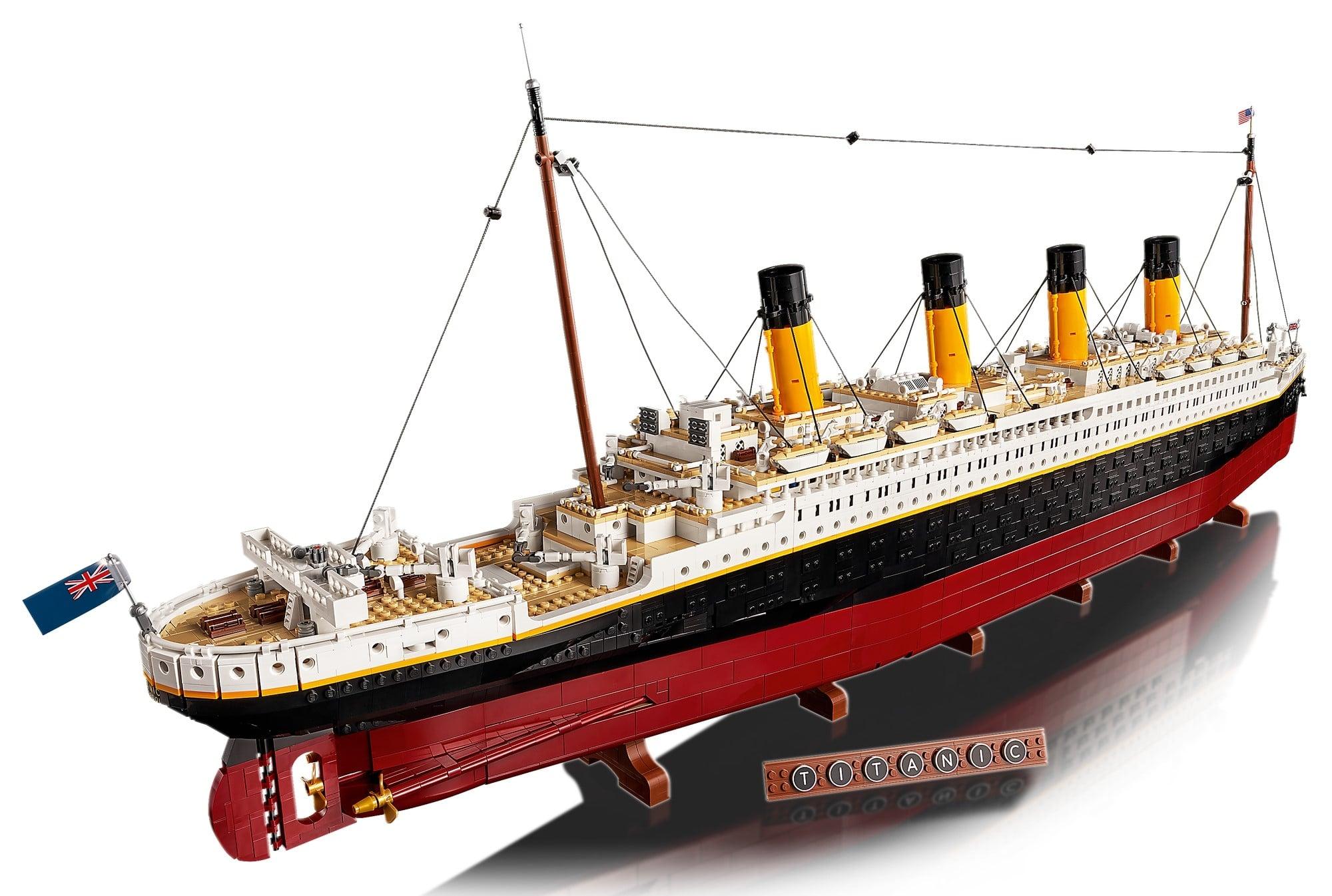 LEGO Creator Expert 10294 Titanic 7