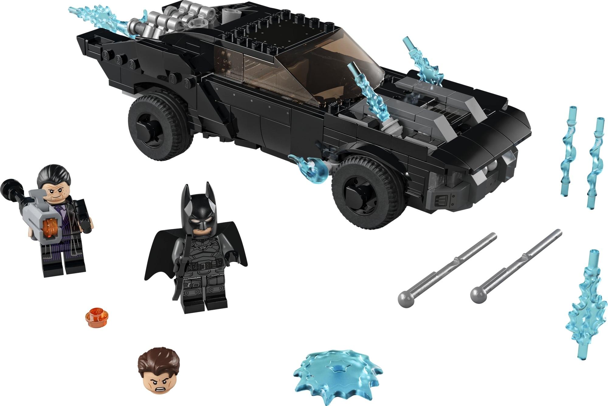 LEGO Dc 76181 Batmobile Verfolgung Des Pinguins 1