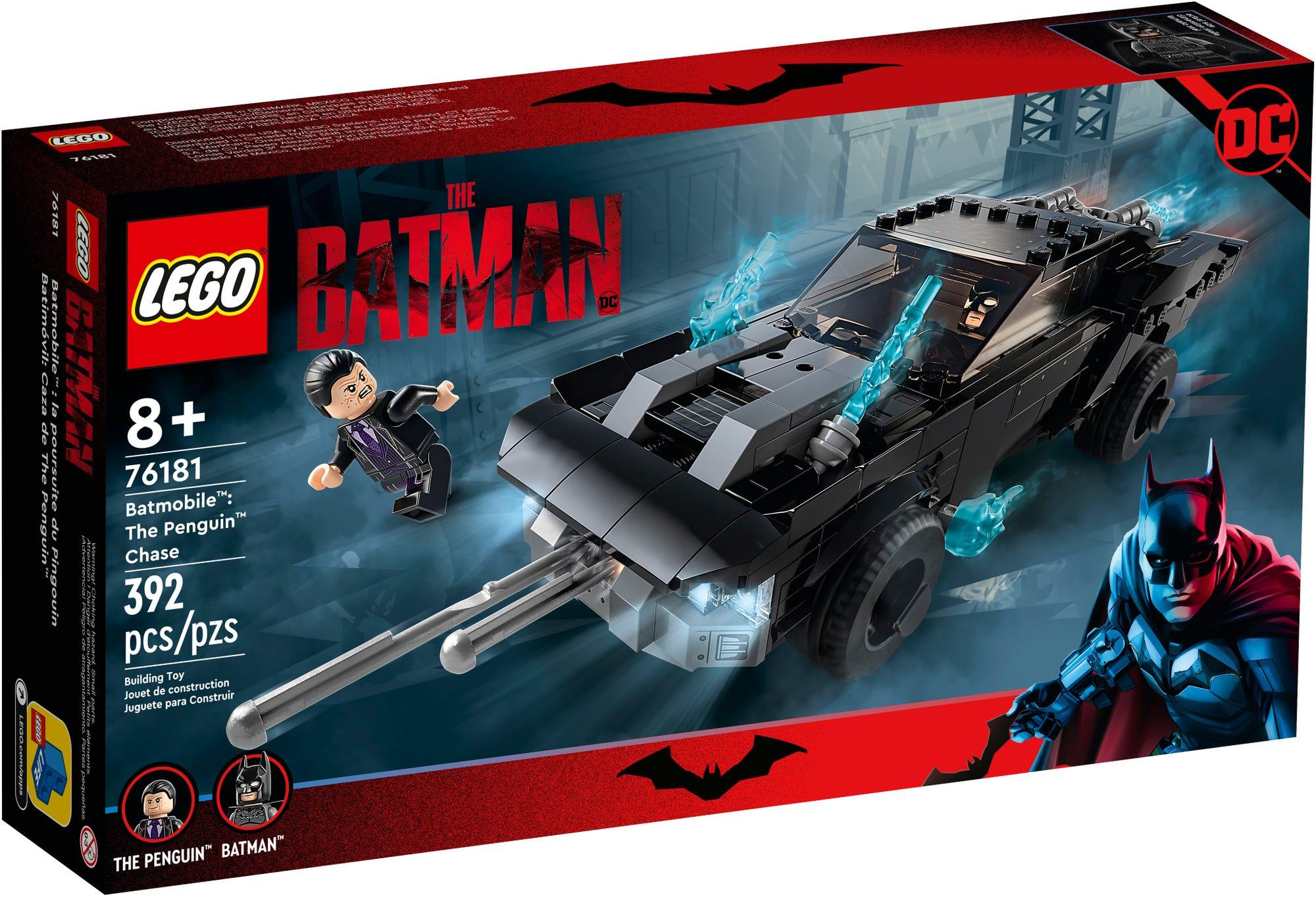 LEGO Dc 76181 Batmobile Verfolgung Des Pinguins 2