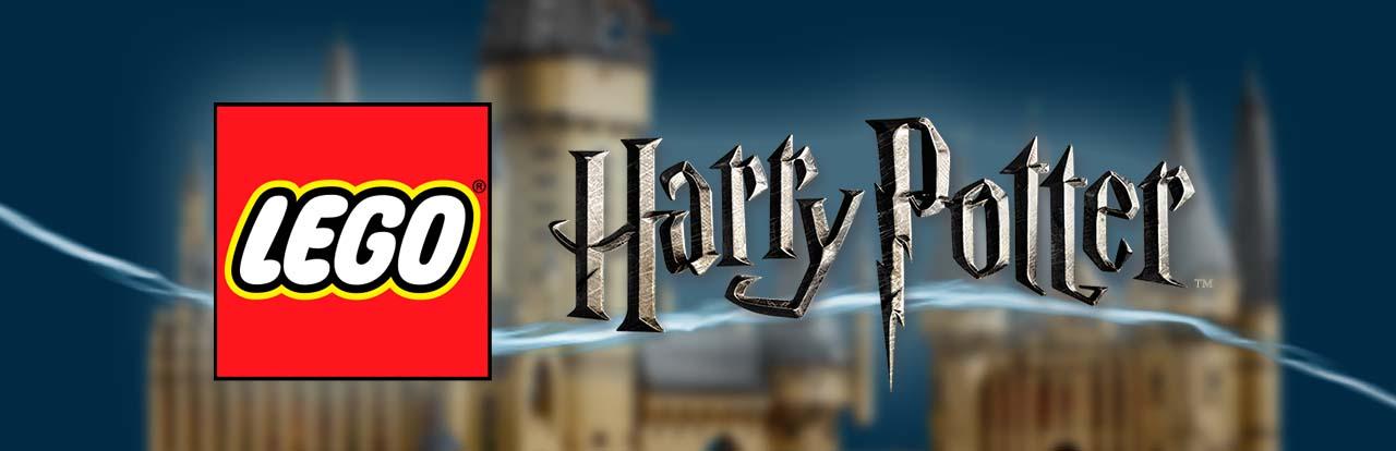LEGO Harry Potter Banner
