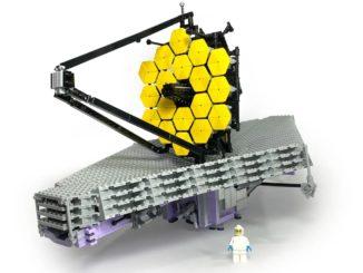 LEGO Ideas James Webb Space Telescope (1)