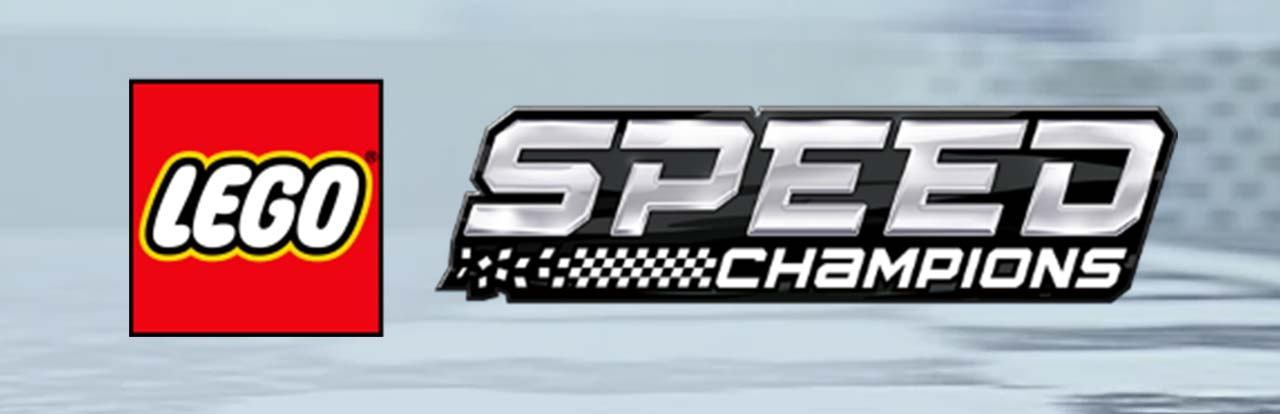 LEGO Speed Champions Banner